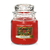 Bougie Red Apple Wreath moyenne jarre - Yankee Candle