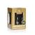 Coffret petites bougies et un photophore bronze motif sapins - WoodWick