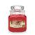 Bougie Sparkling Cinnamon petite jarre - Yankee Candle