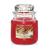 Bougie Sparkling Cinnamon moyenne jarre - Yankee Candle