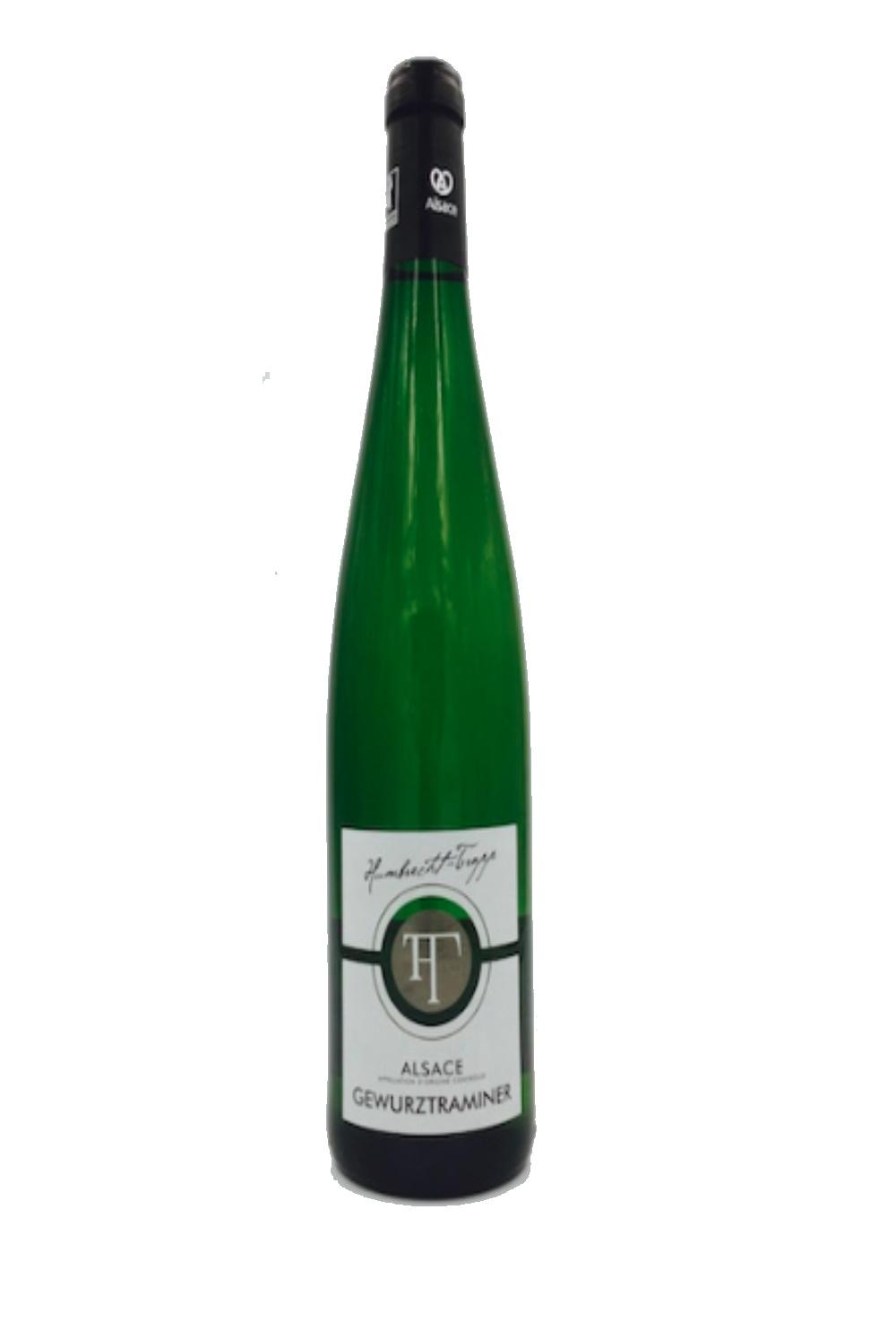 GEWURZTRAMINER   HUMBRECHT-TRAPP lalsace-en-bouteille