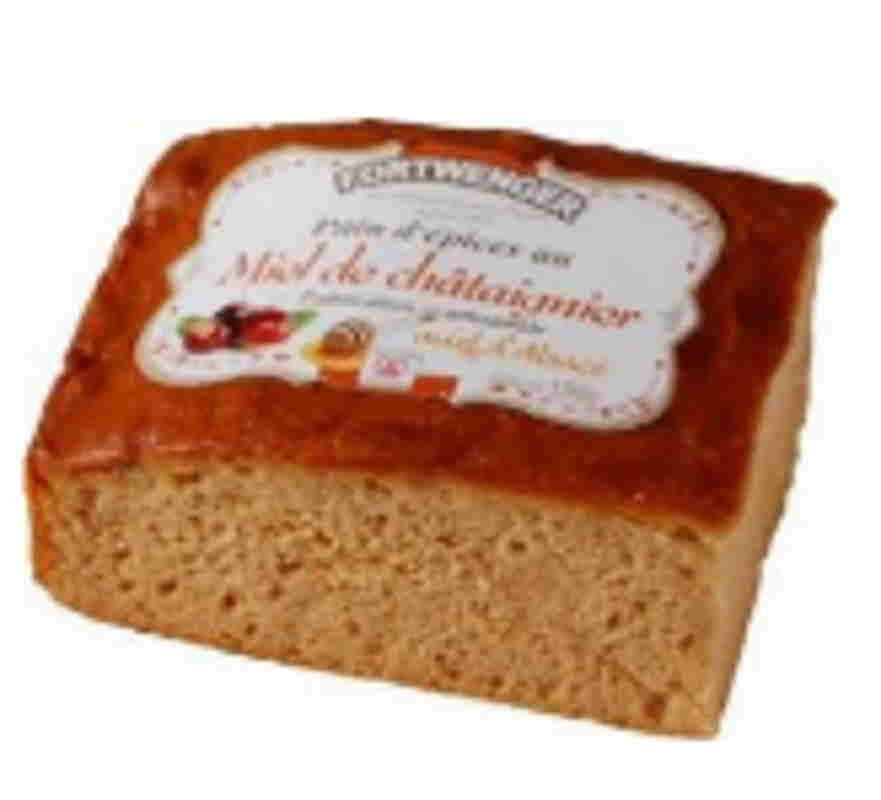 Pain d'épices au miel de châtaigner  Fortwenger V922C -Fortwenger-lalsace-en-bouteille.com-Gertwiller