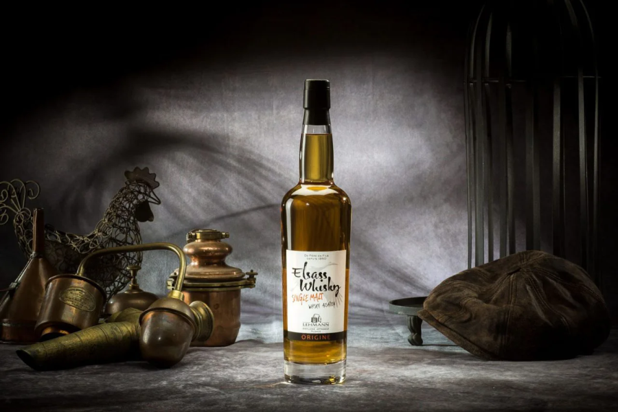 ELSASS-WHISKY-ORIGINE-Distillerie-lehmann,lalsace-en-bouteille