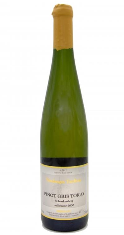 pinot-gris-schenkenberg-2000 Domaine SEILLY, Obernai, lalsace en bouteille1