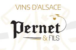 Domaine Pernet Lalsace en Bouteille