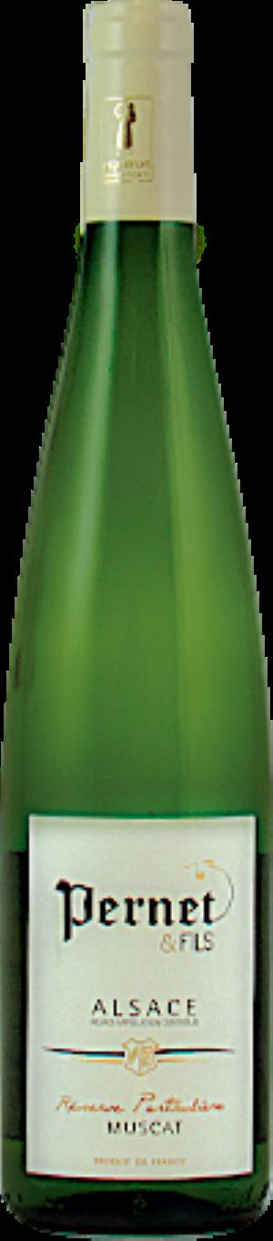 Muscat Pernet & fils lalsace en bouteille 300