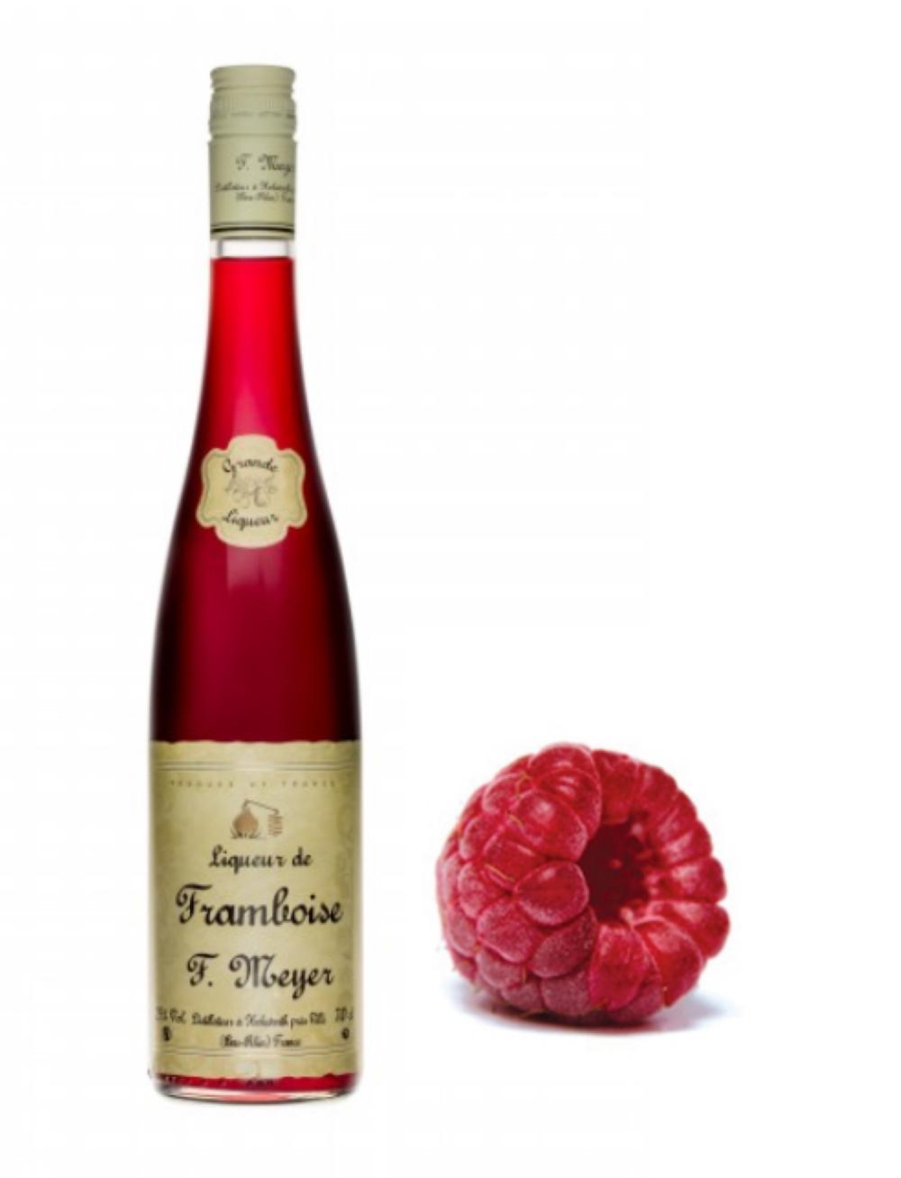 Liqueur de Framboise  Meyer'S lalsace-en-bouteille.com 1000