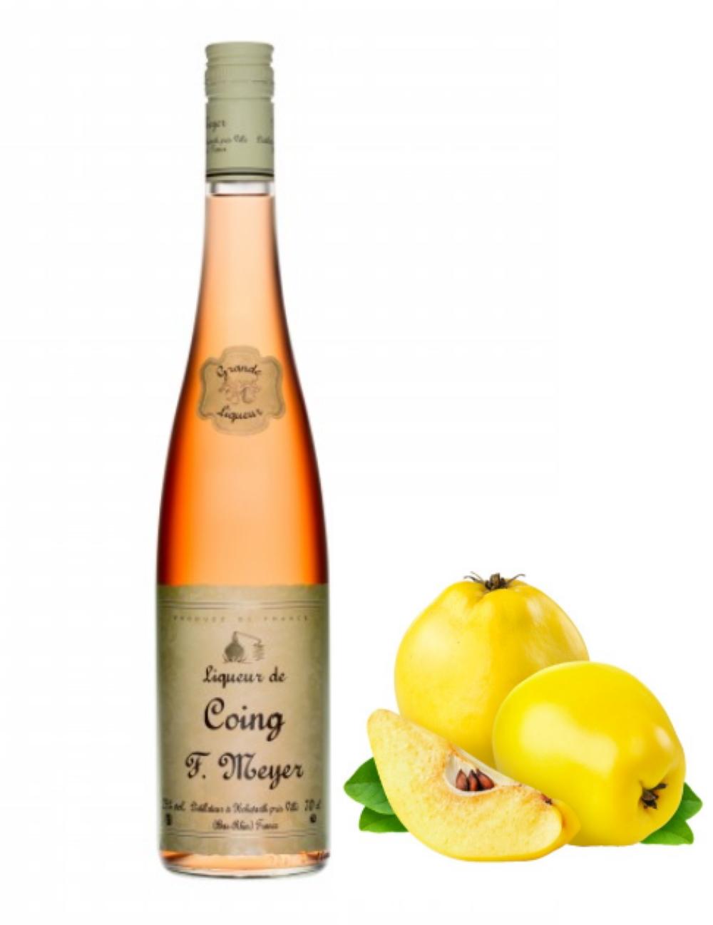 Liqueur Coing   Meyer'S lalsace-en-bouteille.com 1000