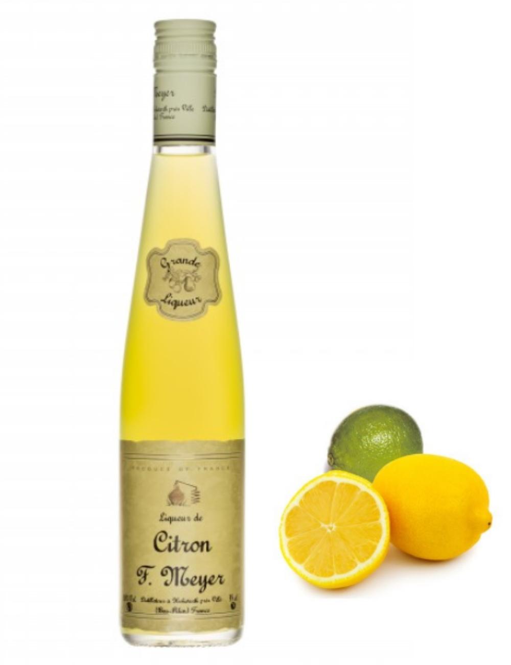 Liqueur de citron Meyer'S lalsace-en-bouteille.com 1000