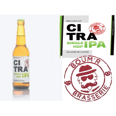 SINGLE HOP CITRA