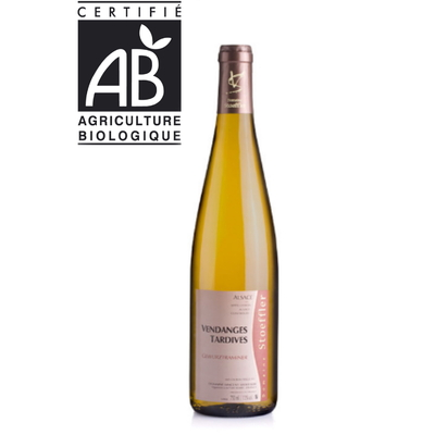 GEWURZTRAMINER VENDANGES TARDIVES 2017 (AB)
