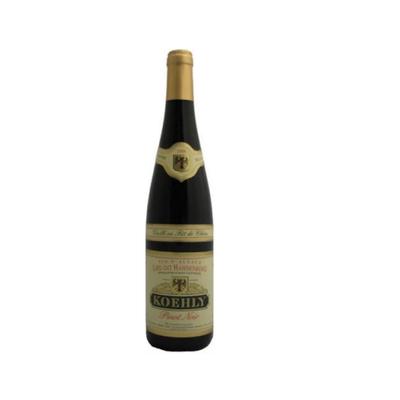 Pinot Noir Vieilli en Fût de Chêne 2016