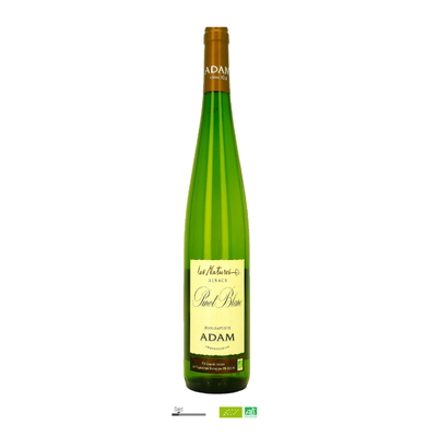 "ALSACE PINOT BLANC   ""LES NATURES""   2017   BIO"