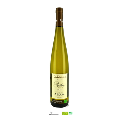 """ALSACE RIESLING   """"LES NATURES""""   2018   BIO"""