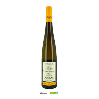 ALSACE GRAND CRU LE RIESLING WINECK-SCHLOSSBERG 2015