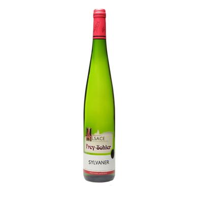 SYLVANER 2018      Médaille d'Or au Concours des Vins d'Alsace de Colmar.
