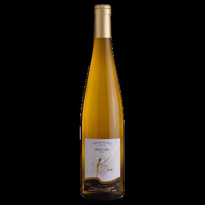 Pinot Gris Réserve 2015 Terroir de Fruehmess