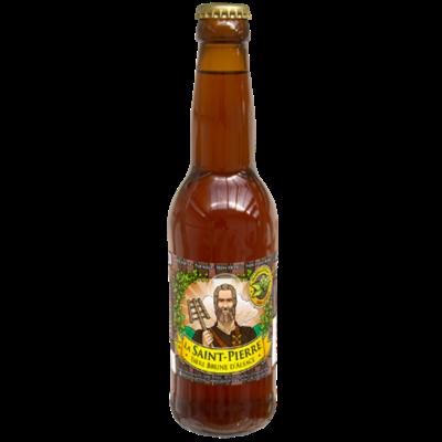 Bière Saint-Pierre Brune