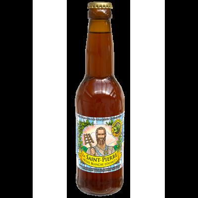 Bière Saint-Pierre Blanche
