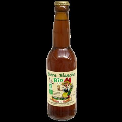 Biere Saint-Pierre Bio Blanche