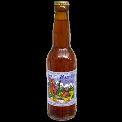 Bière Saint-Pierre Myrtille