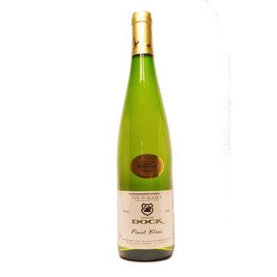PINOT BLANC 2018 MÉDAILLE D'OR COLMAR