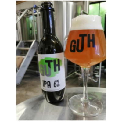 Bière GUTH IPA