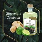 Rhum Gingembre Combavat  ,L'arrangé des Alchimistes,lalsace-en-bouteille