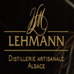 distillerie Lehmann lalsace en bouteille logo