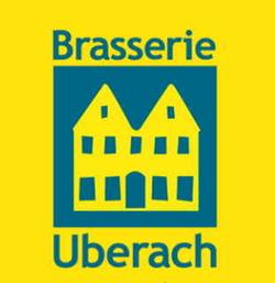 brasserie Uberach lalsaceenbouteillelogo