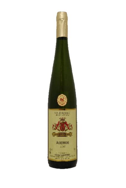 AUXERROIS-domaine HASSENFORDER -lalsace-en-bouteille