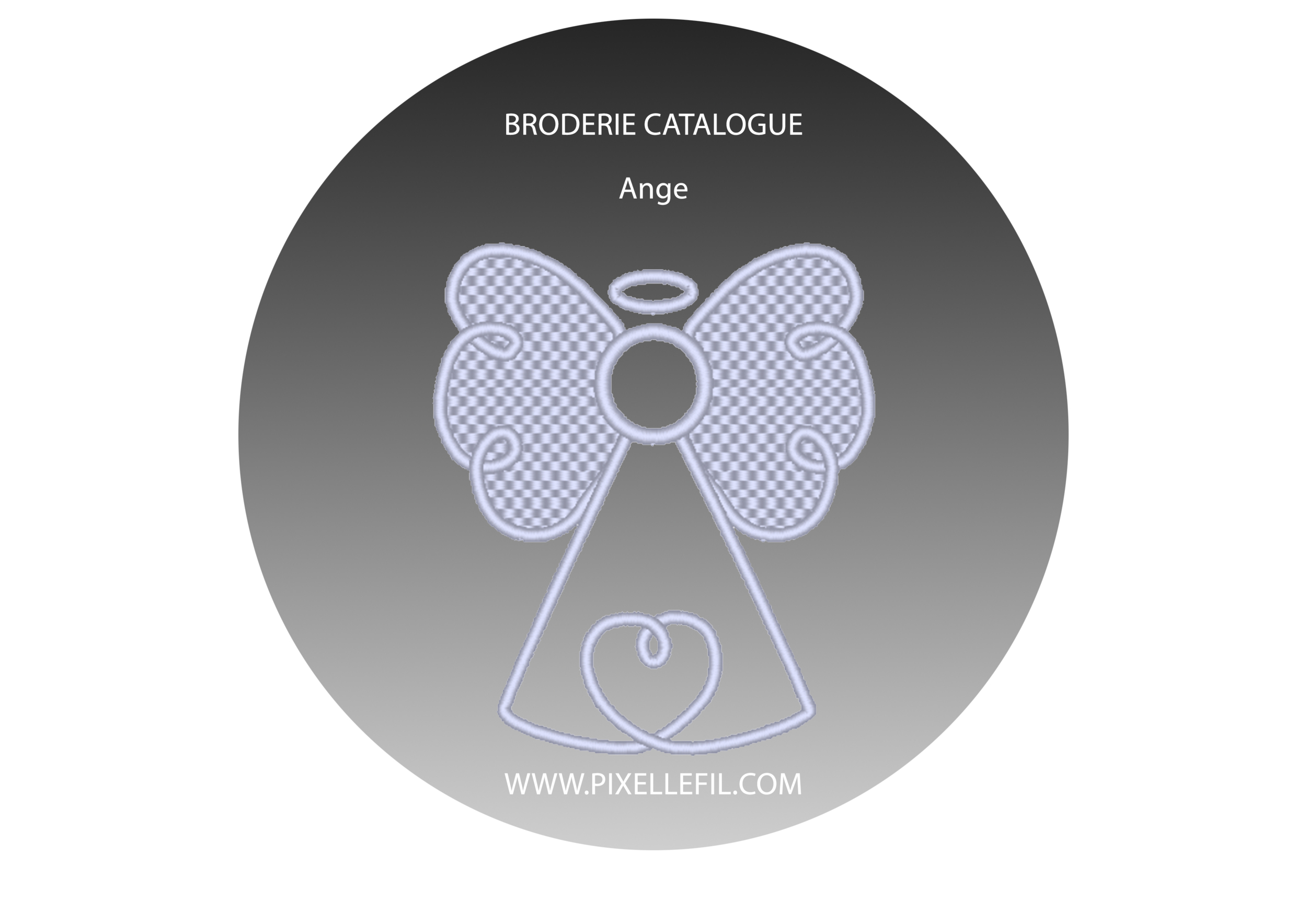BRODERIE Catalogue Ange