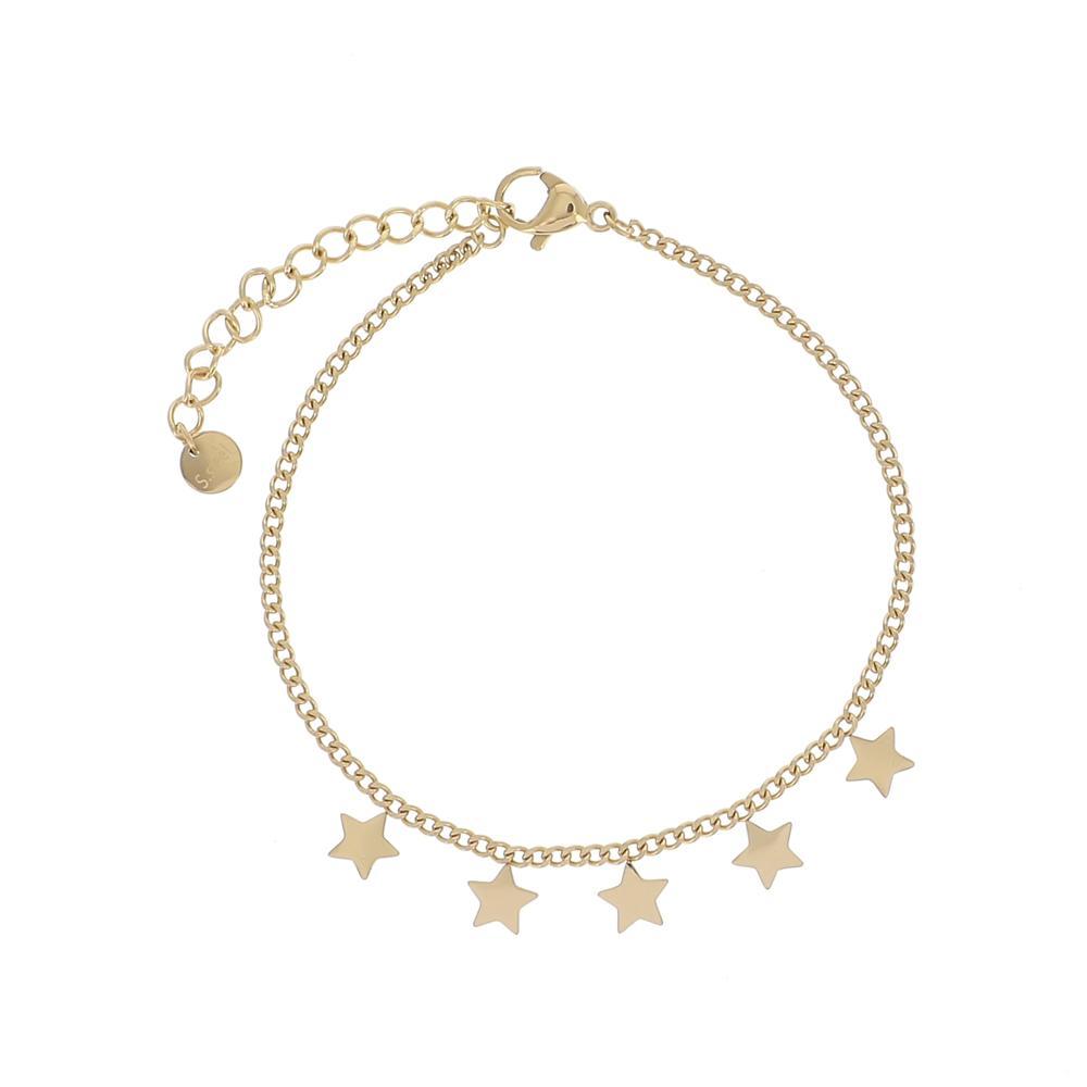 Bracelet avec étoiles