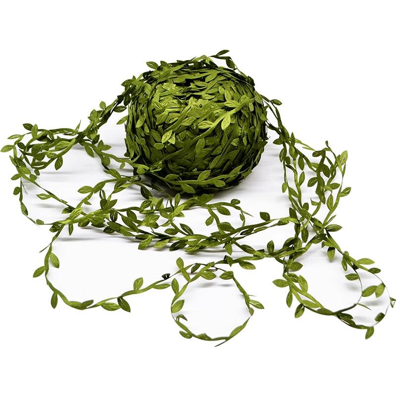 Ruban décoratif mode végétal