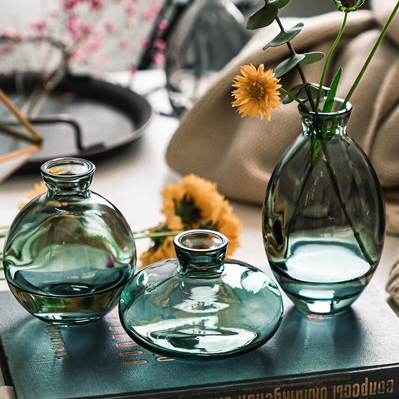 Ensemble vases (3 pièces)