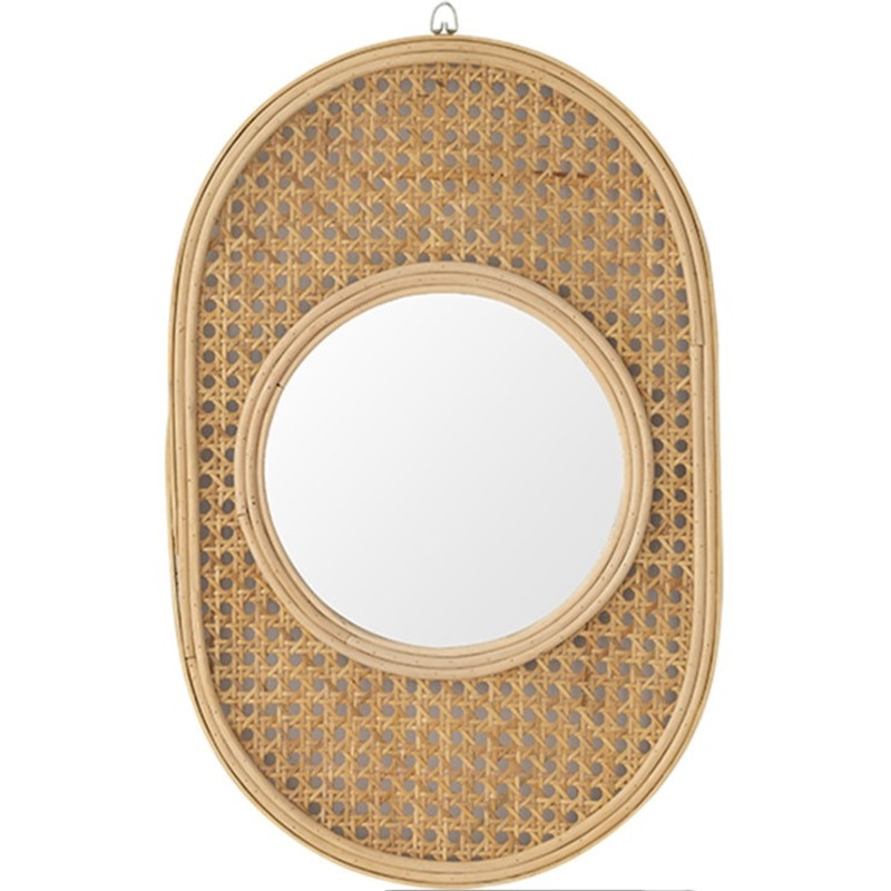 Maison-ins-rotin-art-vanit-miroir-homestay-rotin-miroir-simple-cr-atif-rotin-mur-miroir-rotin