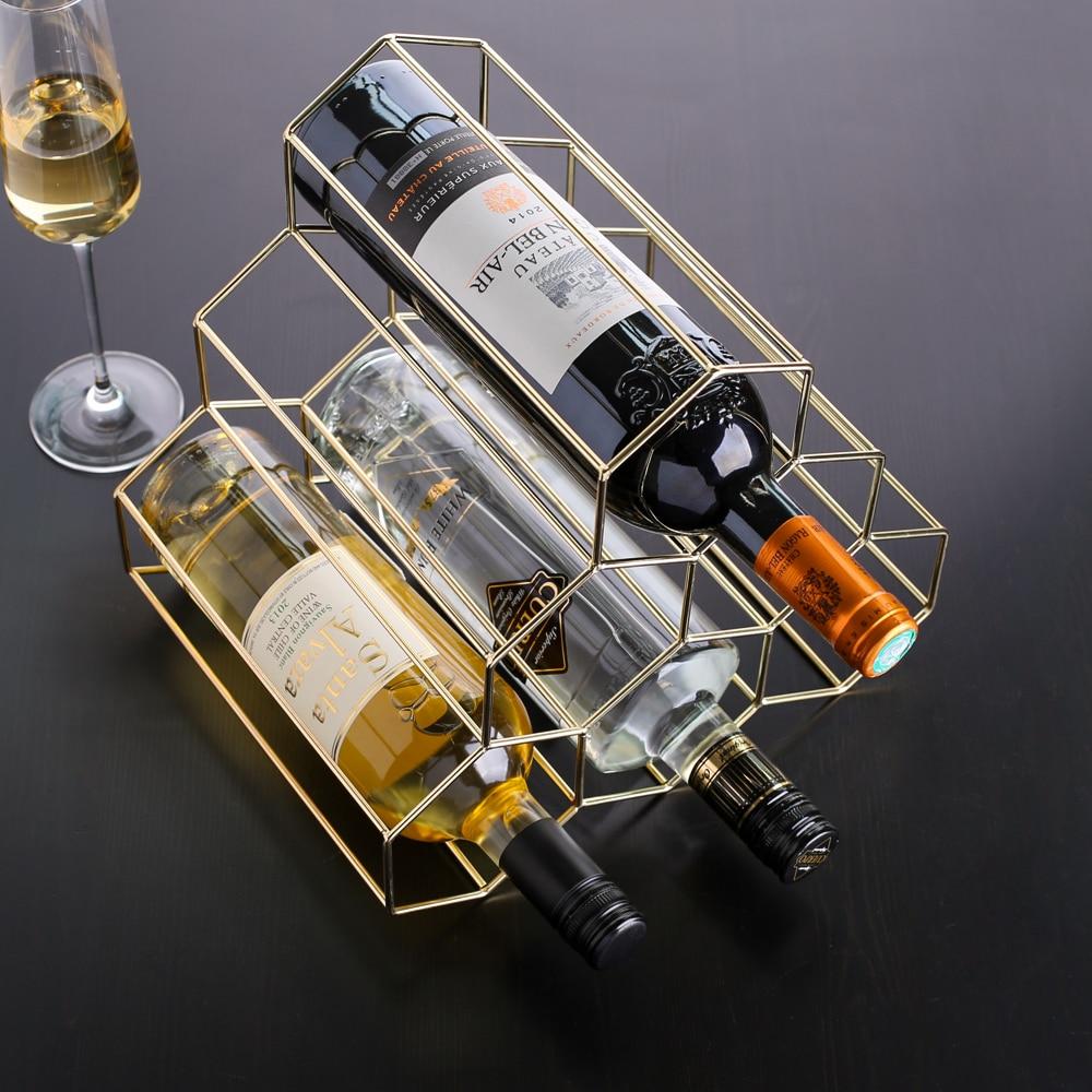 Support de rangement de bouteilles