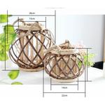 Bougeoir-en-bois-photophore-chandelier-Festival-approvisionnement-no-l-mariage-bougeoir-d-cor-la-maison-lanterne