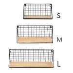 tag-re-murale-en-fer-et-bois-tag-re-murale-de-rangement-Organization-murale-pour