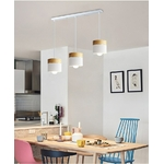 support luminaire scandinave modern style suspension