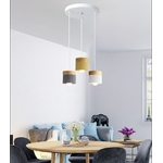 support luminaires scandinaves suspension modern style