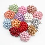50-pi-ces-lot-Mini-plastique-perle-tamine-cerise-Berry-no-l-rouge-houx-baies-bricolage