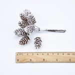Plantes-artificielles-en-faux-pin-10-pi-ces-lot-Couronne-de-fleurs-d-corative-couronne-de