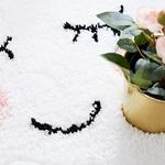 Tapis-d-entr-e-cr-atif-nordique-ins-joli-rose-pour-chambre-coucher-motif-de-dessin
