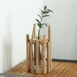 Cutelife-nordique-rond-bois-petit-Vase-pour-la-d-coration-maison-plante-fleur-la-main-Terrarium