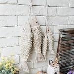 Poisson-en-bois-naturel-sculpt-la-main-suspendu-2-pi-ces-sculpture-murale-en-bois-pour