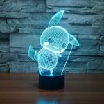 LED-3D-Pokemon-Go-Pikachu-veilleuses-lampe-veilleuses-Mega-Touch-lampe-de-Table-7-couleurs-RGB