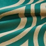 Topfinel-quatreleaf-sarcelle-Turquoise-jet-taie-d-oreiller-d-coratif-housses-de-coussin-g-om-trique