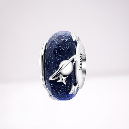 Charm perle planète et constellation