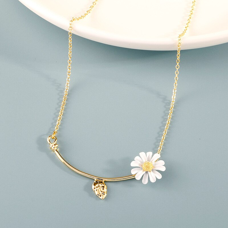 collier marguerite or
